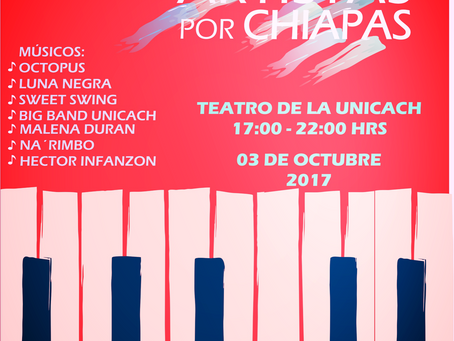 Artistas por CHIAPAS