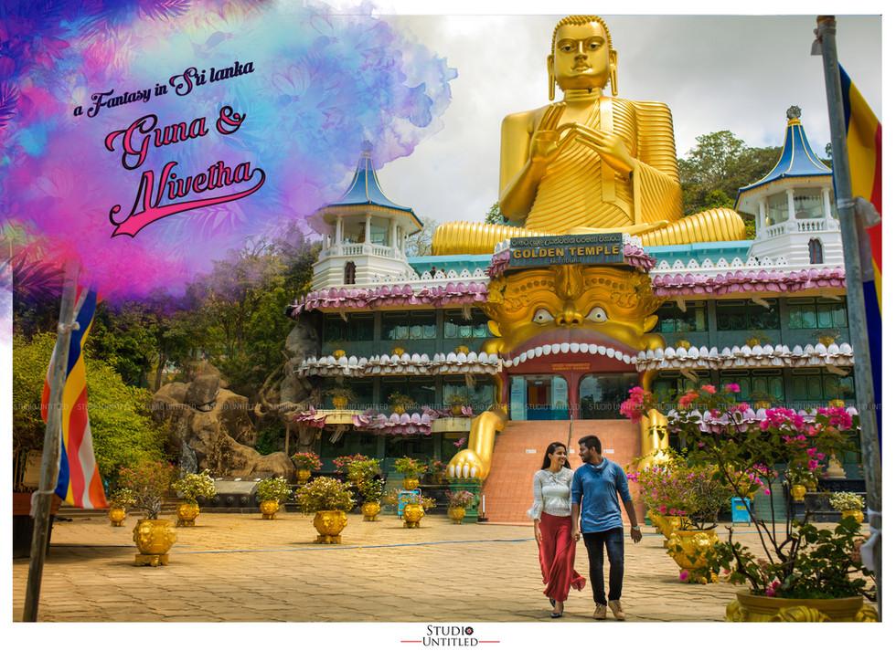 A Fantasy in srilanka