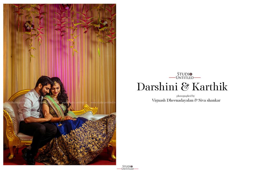 Darshini & Karthik