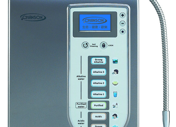 MIRACLE Ionizer (7-Plate, Countertop)
