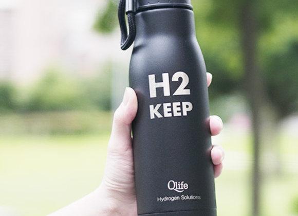 H2 Keeper Stainless Steel Water Bottle 不銹鋼水瓶保持氫水水質