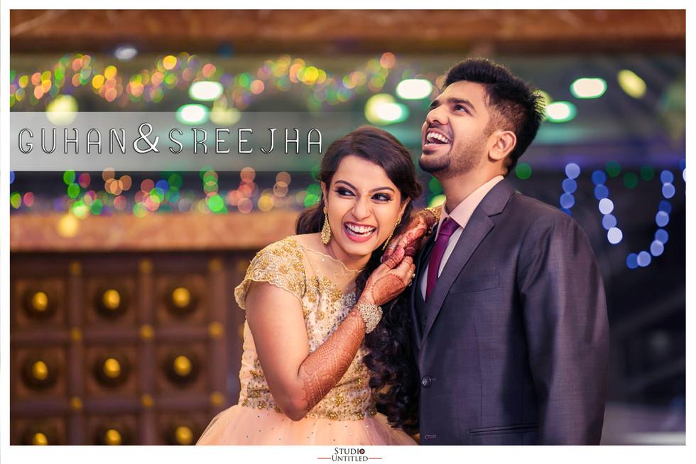 Wedding of Guhan & Sreejha...!!!