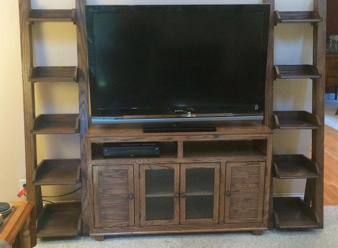 TV entertainment center