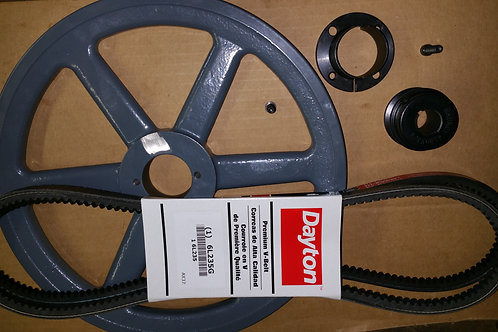 Belt Drive Conversion Kit