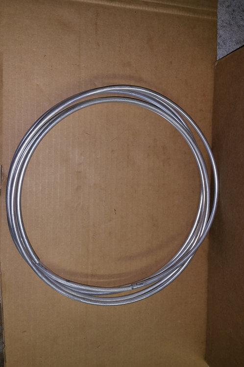 Aluminum Flex Tubing ($4 per foot)
