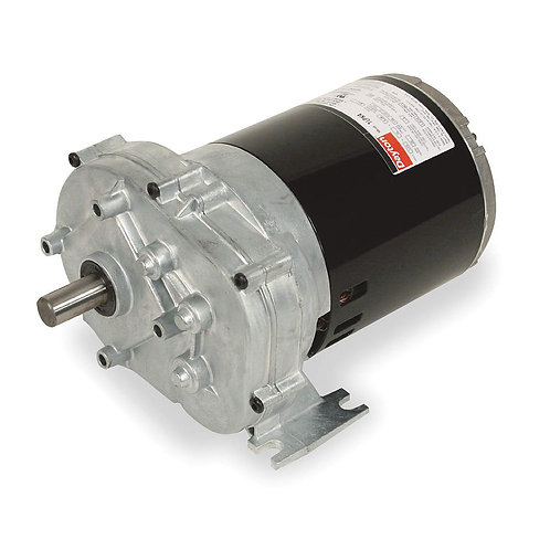 New Slow Gearmotor