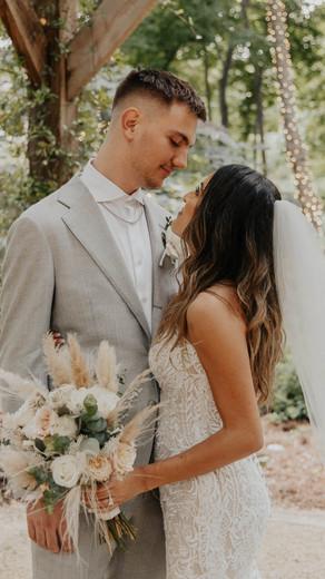 Enchanted Houston Wedding // Chris and Rachel Hulvey