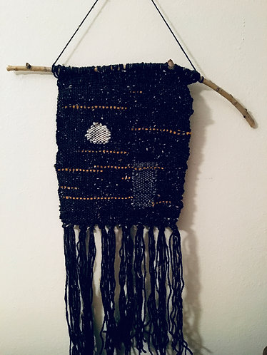 Moonlit Possibilities Wall Hanging