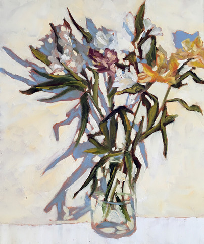 Peruvian Lillies