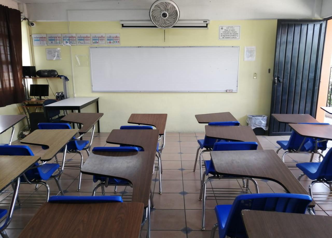 Salón de secundaria