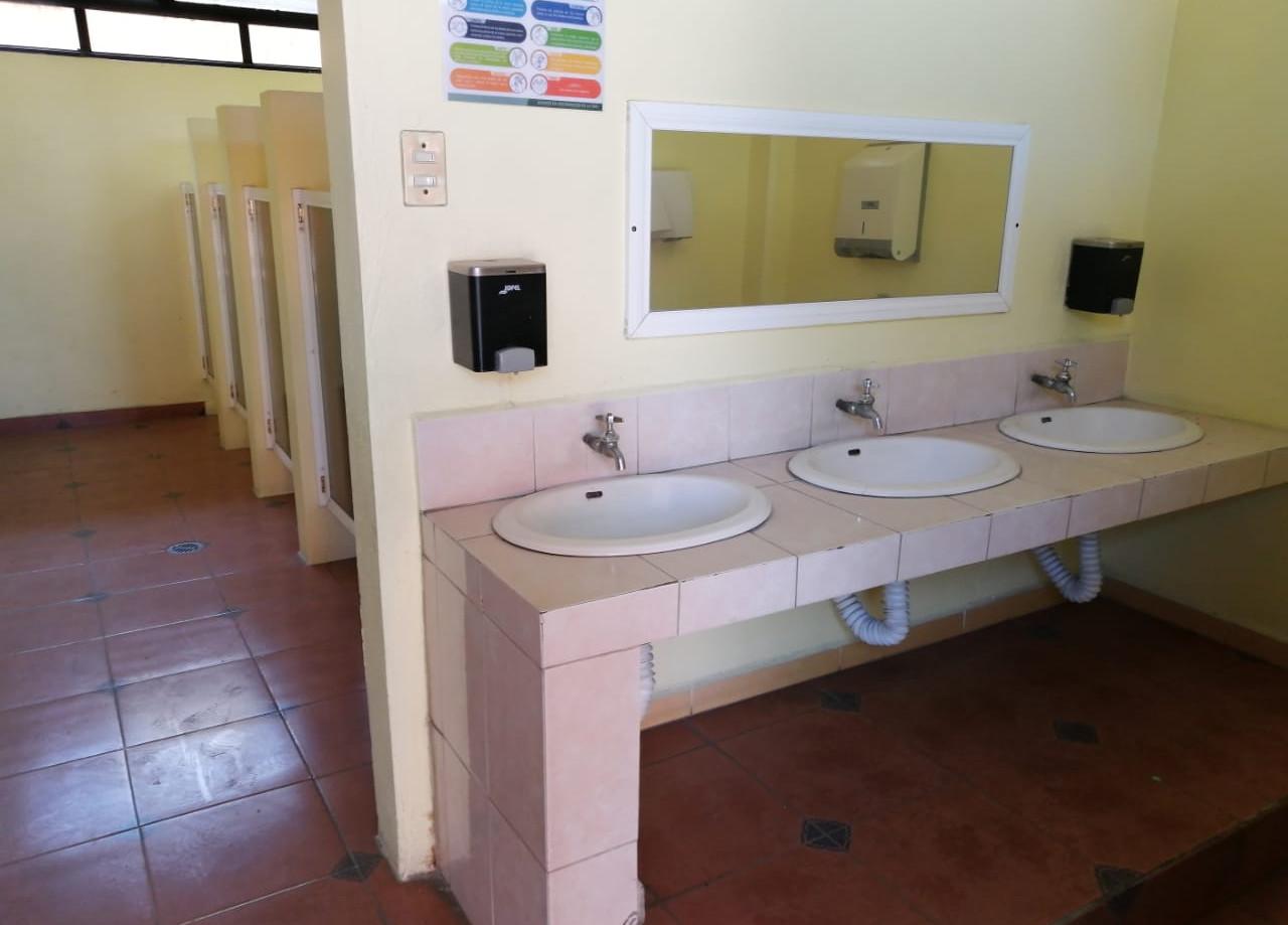 Baños de alumnos