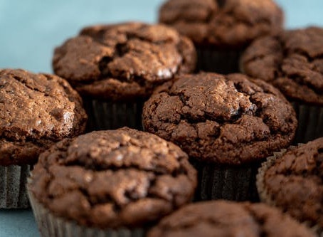 The perfect muffin to start your day!