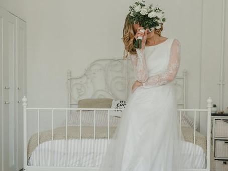 Bridal gown choices