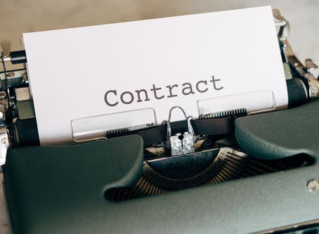 Reviewing the intricacies of contracts