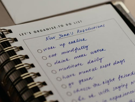 Setting resolutions