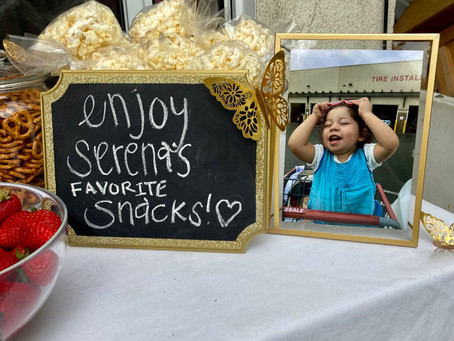 How to make your kid's birthday party a memorable experience!