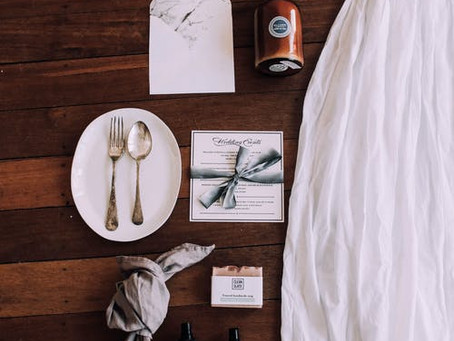 Planning out your wedding