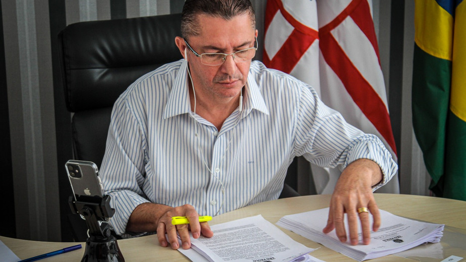 Vereador Sansão Pereira discute Programa de Apoio para o setor de Turismo