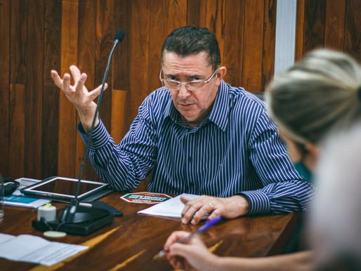Projeto do Vereador Sansão Pereira é aprovado por unanimidade na CCJ