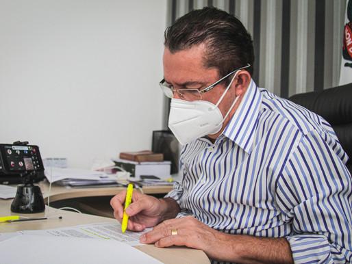 Vereador Sansão Pereira apresenta projetos para os setores de Turismo e Gastronomia