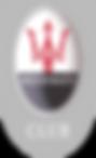 Maserati Club Logo - Minus white corners