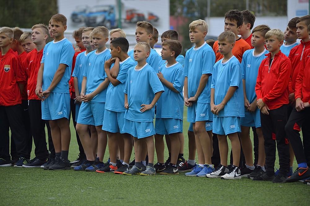 Первенство МРО по футболу «Северо-Запад» / U-11 & 12