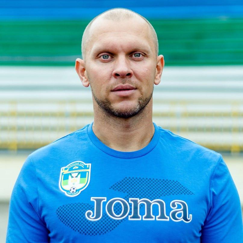 тренер команд «НГ-99» и «НГ-2000» Кирилл Мосунов