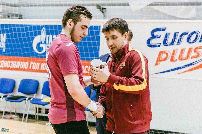 Лучшим игроком финала Кубка Премьер-лиги - Дмитрий Сахно («НГ-2000»)