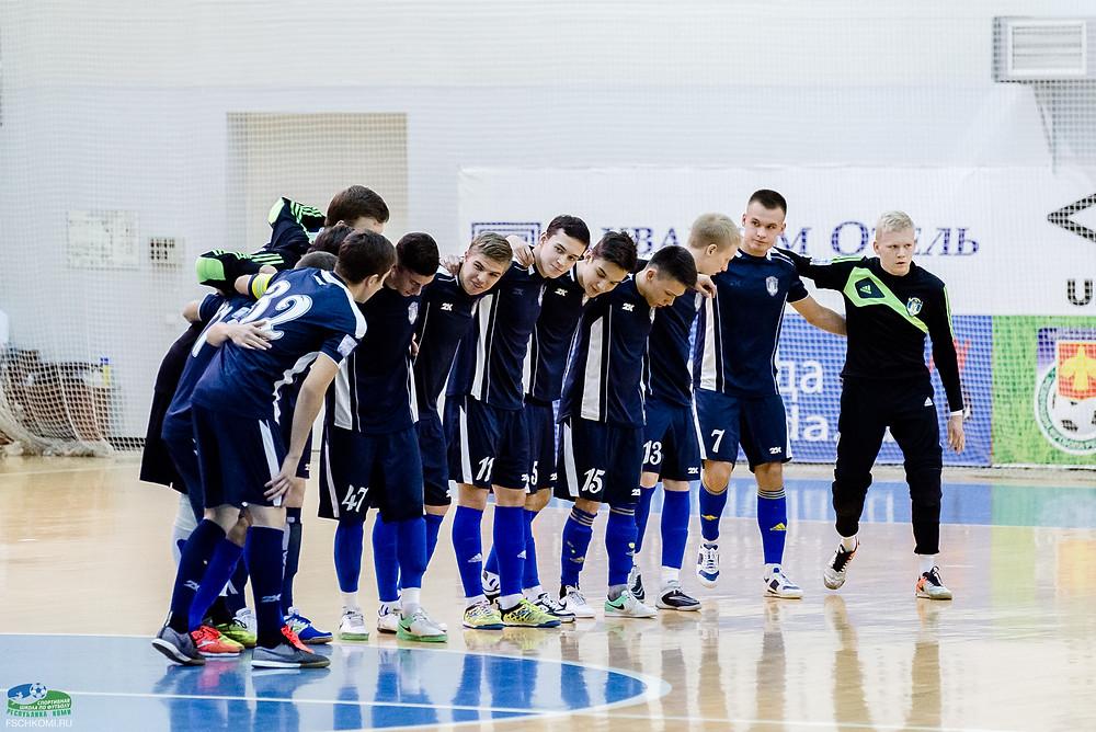 «СШ по футболу-Новая генерация»