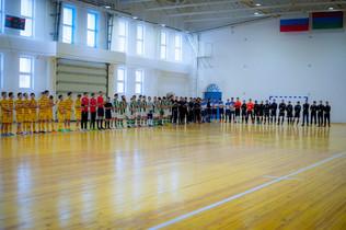 Зональный этап первенства России по мини-футболу