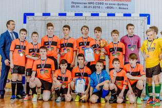 Первенство Северо-Запада по мини-футболу (юноши 2002/03 гг.р.)