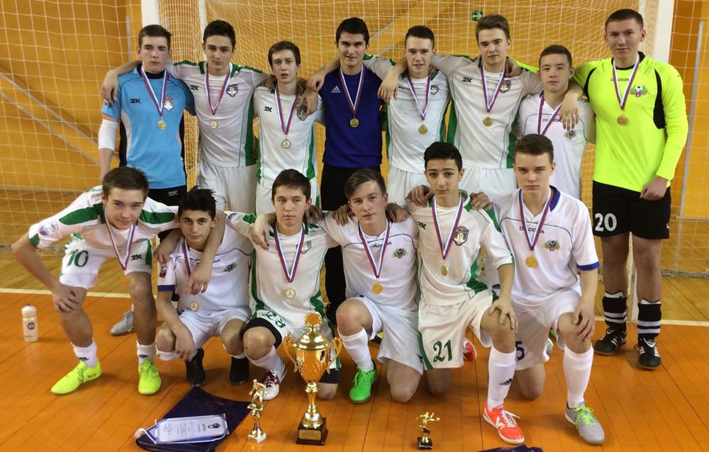 сборная команда 2000 г.р.