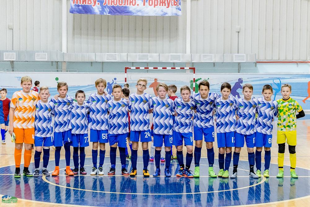 команда СШ по футболу/Фортуна
