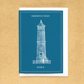 Lighthouses of the UK - Harwich High Lighthouse