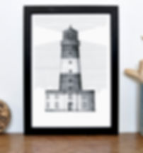lightouses print images dungeness.jpg