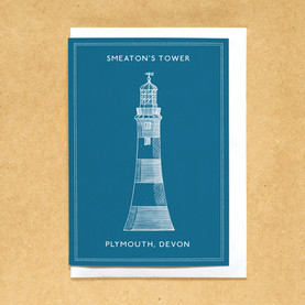 Lighthouses of the UK - Smeatons Tower