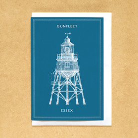 Lighthouses of the UK - Gunfleet Lighthouse