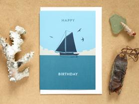 Happy Birthday Boat