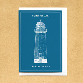 Lighthouses of the UK - Point of Ayr Lighthouse