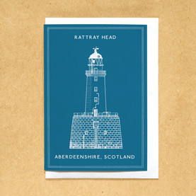 Lighthouses of the UK - Rattray Head lighthouse