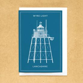 Lighthouses of the UK - Wyre Light