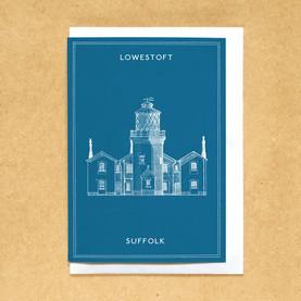 Lighthouses of the UK - Lowestoft Lighthouse
