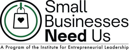 Small Businesses Need Us Full Logo Final