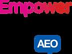 Logo_Empower By GoDaddy with partnership
