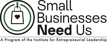 Logo - Small Businesses Need Us Full gen