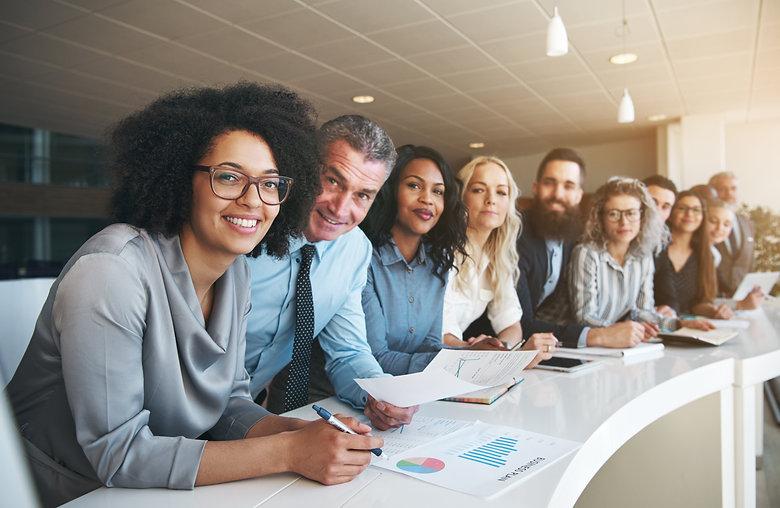 Stock_Corporate Team - shutterstock_7656