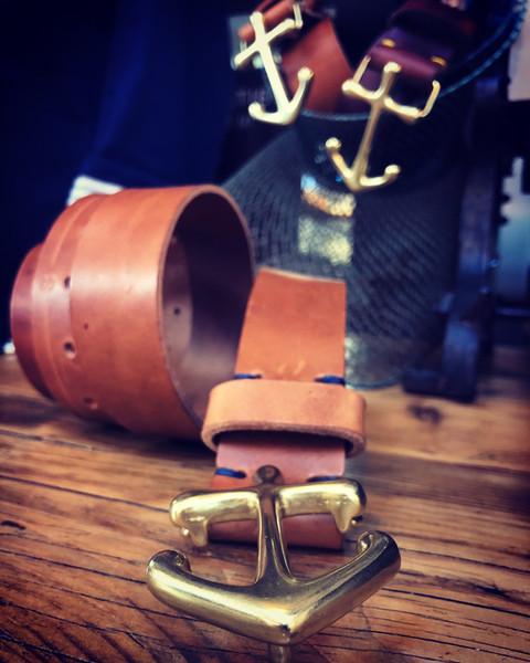 Anchor Belt | Tan