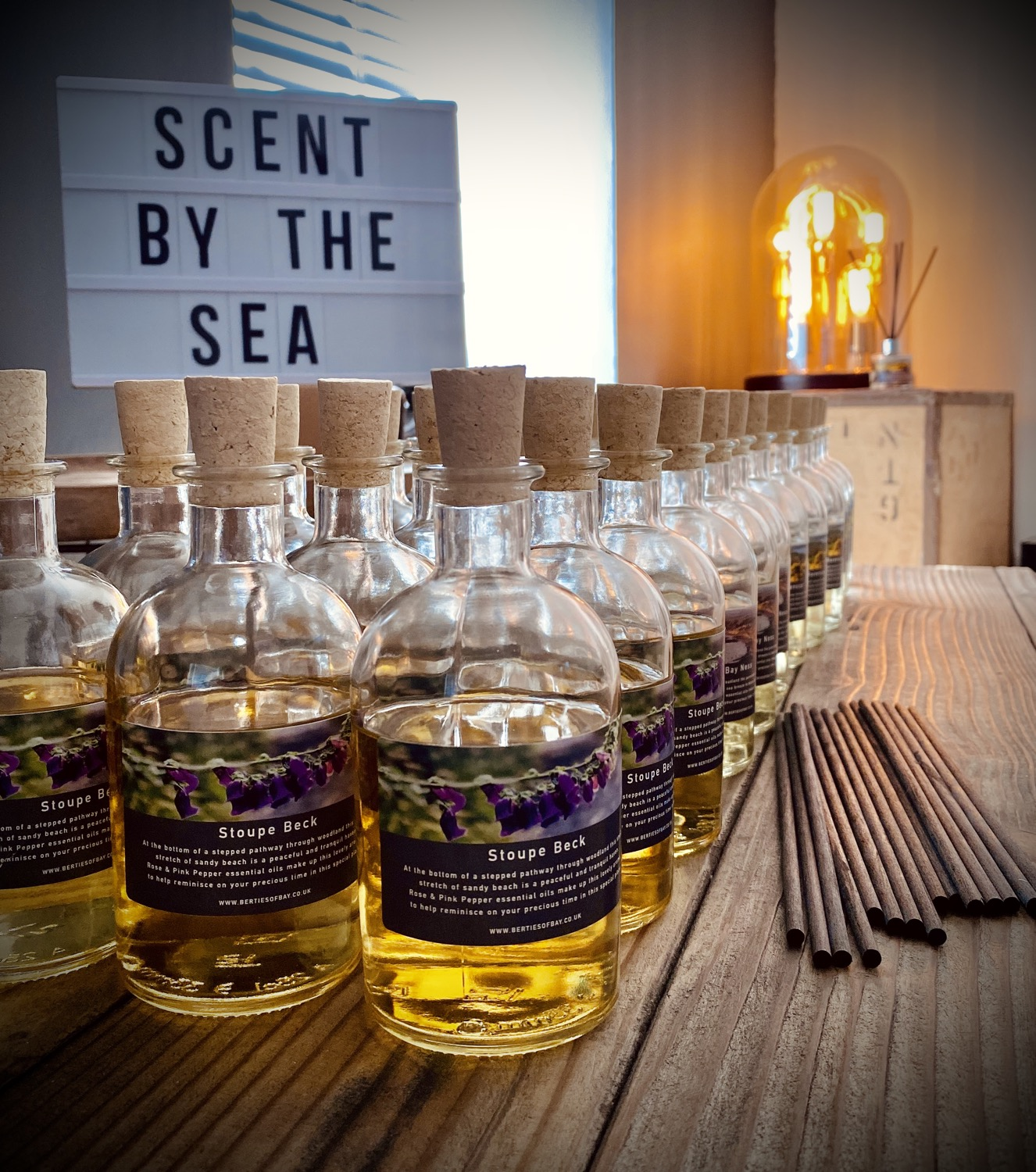 Thumbnail: 175ml Reed Diffuser - Stoupe Beck
