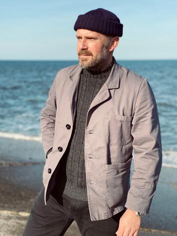 Work Jacket | Grey