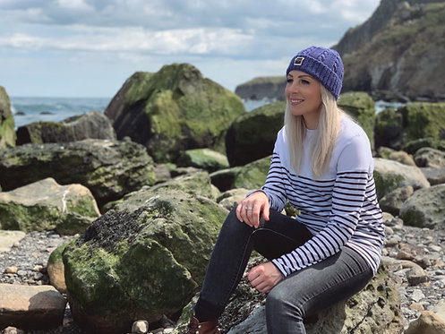 Breton Striped Cotton Shirt